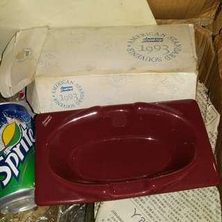 American Standard bath tub model, Year 1993, 浴缸模型,真物料,盒已舊,屯門交收,或順丰到付