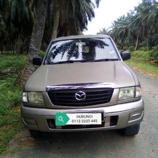 Mazda pikap sambungbayar