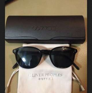 OLIVER PEOPLES FAIRMONT SUN SUNGLASSES