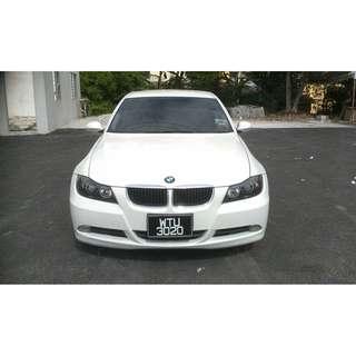 SAMBUNG BAYAR/LOAN CONTINUE BMW E90