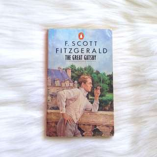 Great Gatsby pocket book
