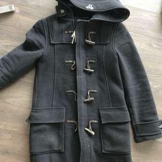 TNA Wool Peacoat Jacket