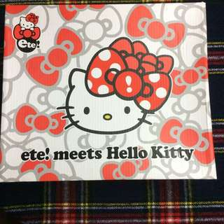 2️⃣IT ete❣️ete x Hello Kitty Box 盒