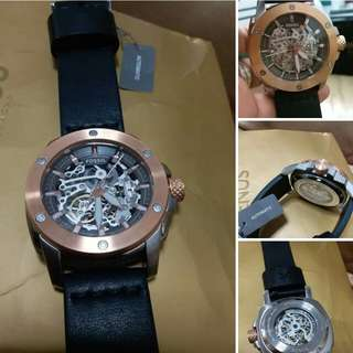 Automatic Fossil watch