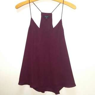 Deep Purple Camisole