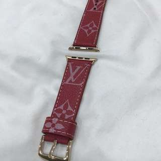 Louis Vuitton LV Supreme Apple Watch Band