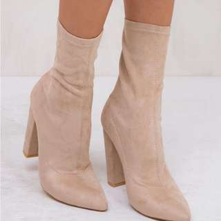 BILLINI nude boot
