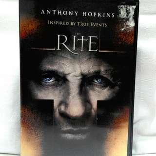 THE RITES (Anthony Hopkins)