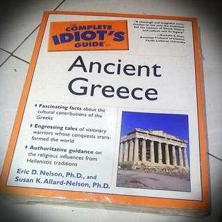 ANCIENT GREECE...(Sejarah)