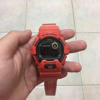G-Shock 紅色