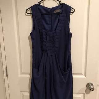 Jacqui.E blue dress