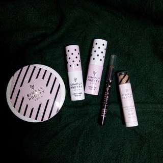 Make Up Haul 7