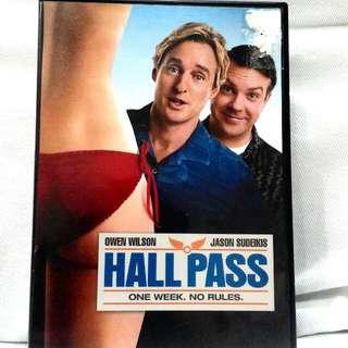HALL PASS (starring Owen Wilson) - M18
