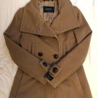 Aritzia Babaton Howell Wool Coat (XXS)