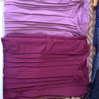 Gamis homey fit to xl