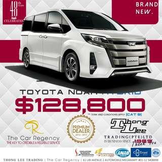 Toyota NOAH 1.8 HYBRID Si (New CARS) VOXY