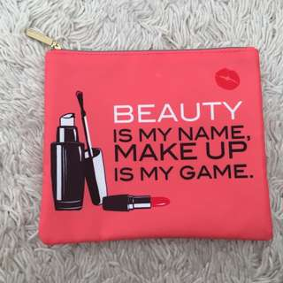 Make up bag - NEW!
