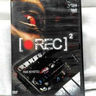 [ REC ]2  (Genre: Horror) - rated M18