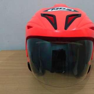 Helm halfface MDS