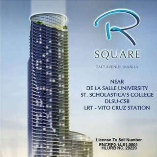 R SQUARE RESIDENCES TAFT
