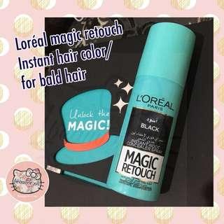 Loreal Hair color spray
