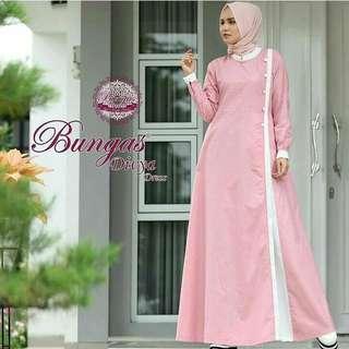 MLA - 0118 - Dress Busana Muslim Divya