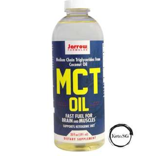 Medium Chain Triglycerides from Coconut Oil (MCT Oil)