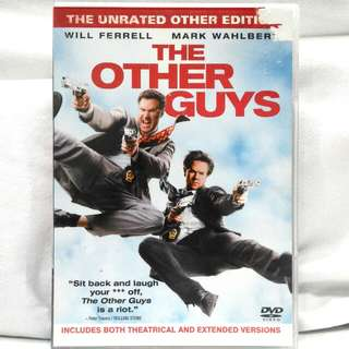 THE OTHER GUYS (starring Will Ferrell & Mark Wahlberg)