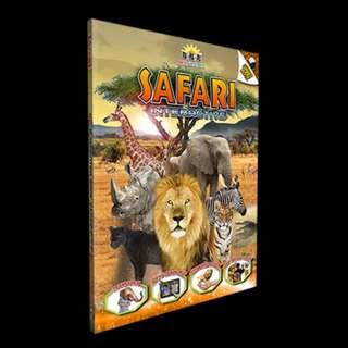 Safari 3D Augmented Reality book