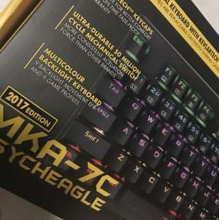 MKA-7C Paycheagle mechanical keyboard