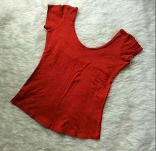Tshirt merah