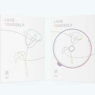 [Looking for] BTS - LOVE YOURSELF ALBUM