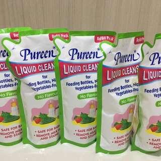 Pureen Liquid Cleanser (Refill 600ml)