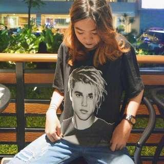 Justin Bieber's limited Stadium Tour merch