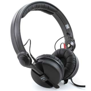 Sennheiser HD25-1 II Basic Edition ( dj / studio / portable headphones )