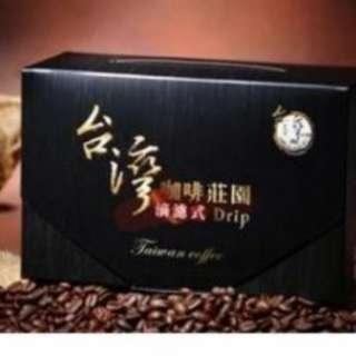 ID,,VN,,,EH,COFFEE, 台灣咖啡莊園滴濾式咖啡 9g*24入/2盒