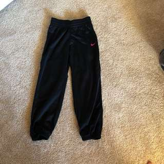 Girls Nike Pants Size 10-12 Yrs
