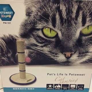 PETSWEET 貓咪麻繩抓柱