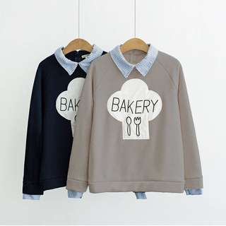MLA - 0118 - Outwear Jaket atau Sweater Bakery