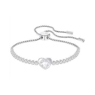 SWAROVSKI subtle heart bracelet