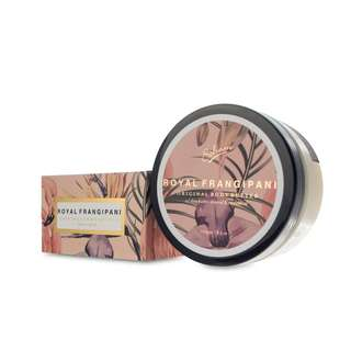 Royal Frangipani original body butter