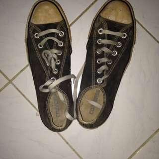 Sepatu converse pendek klasik ori