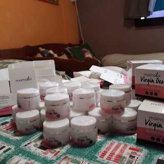 Mamala Virgin Deo(limited)I STILL HAVE FEW STOCKS FOR $15 AVAIL NOW