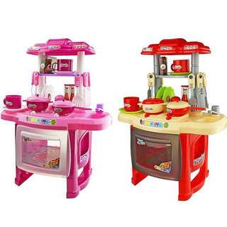 Kitchen cooking toy Play Set