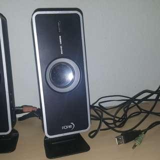 PC Speakers (usb powered)