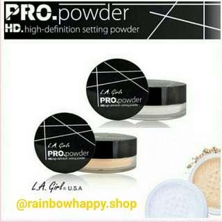 LA Girl setting powder ORI