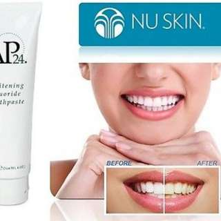 **Offer price 2 for S$25** AP24 - MADE IN USA!! (BRIGHTEN AND WHITEN TEETH CONTAINS NO PEROXIDE SO SAFE TO USE)