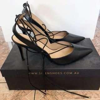 SIREN CAITLIN - black heels size 7