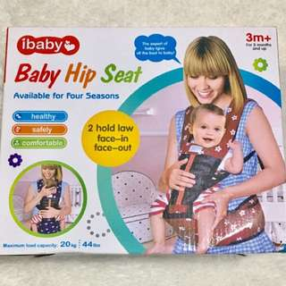 Ibaby Hip Seat Carrier