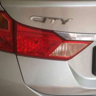 Honda City 13 boot lamp
